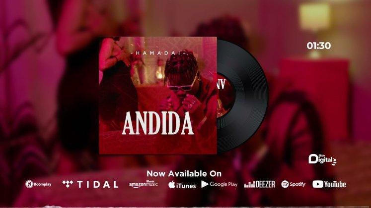 AUDIO   Hamadai – Andida   Download Mp3