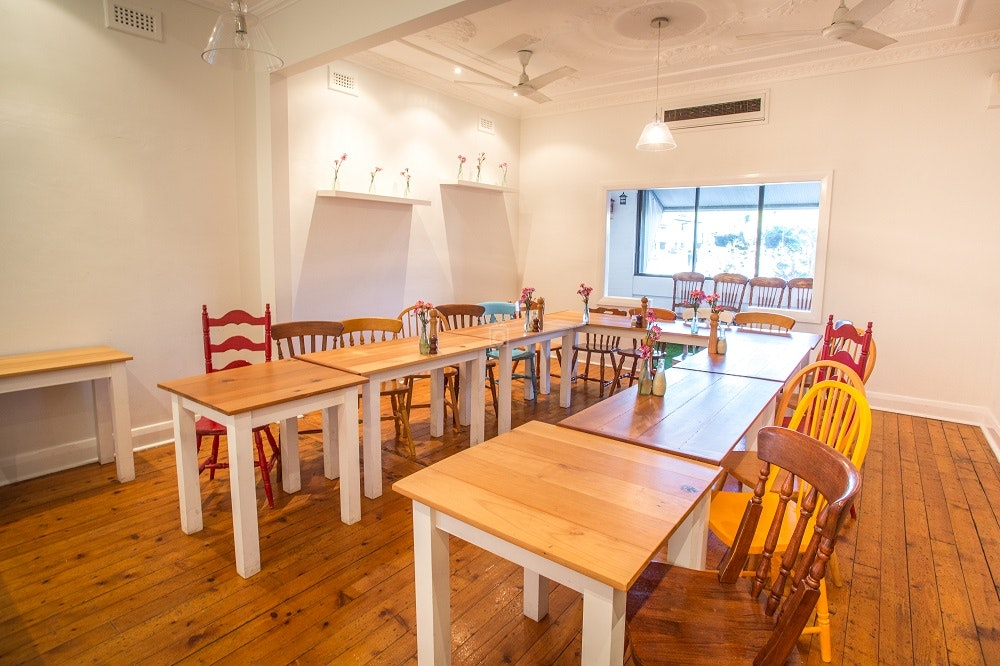 Plum Tucker Cafe Coworking Space Brisbane