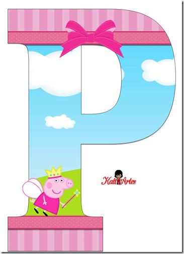 abecedario peppa pig blogcolorear com (16)