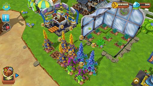 CannaFarm - Weed Farming Collection Game painmod.com screenshots 1
