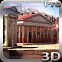 Rome 3D Live Wallpaper icon