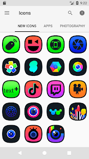 Matoxin - Icon Pack Screenshot