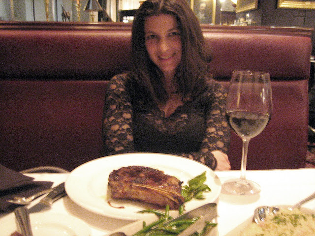 Dinner at Capital Grille