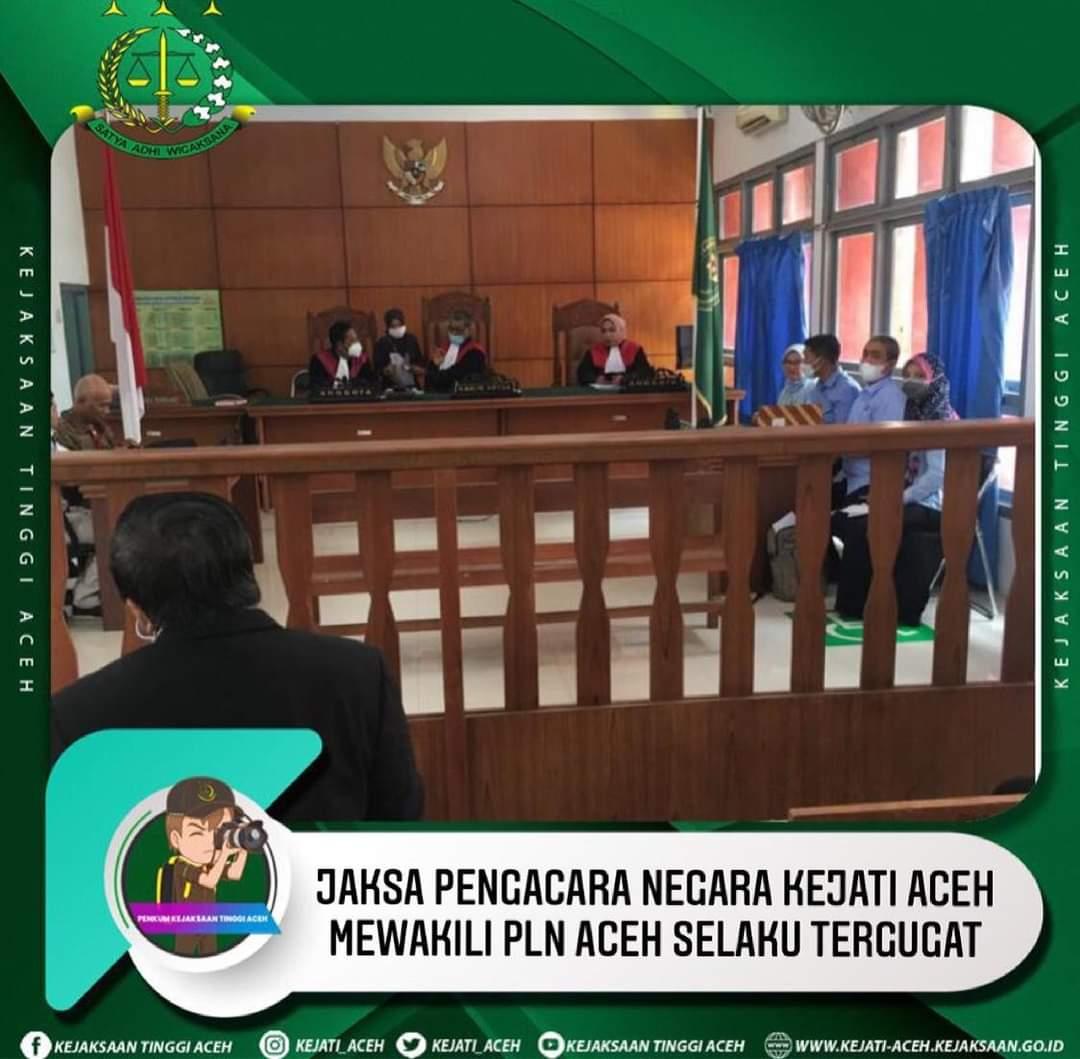 Majelis Hakim Pn Banda Aceh Terima Pemncabutan Gugatan Barometer99 Berita Terkini Indonesia