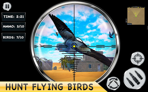 Desert Birds Sniper Shooter - Bird Hunting 2019 4.0 screenshots 18