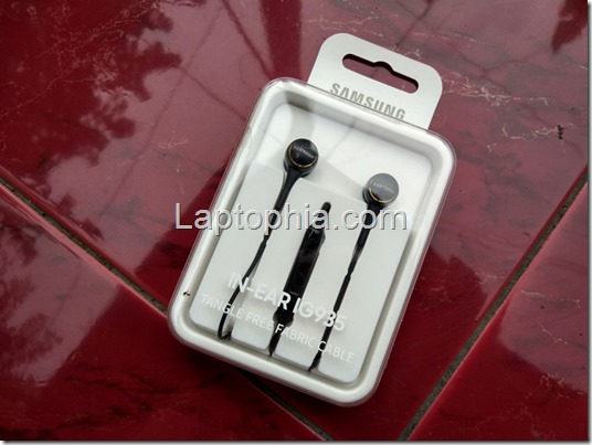Unboxing Samsung IG935 In-Ear Monitor Headset