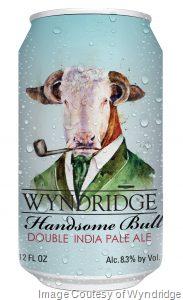 Wyndridge Farm Adding Handsome Bull DIPA Cans