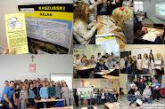 Warsztaty Kaszubski Szlak - Klub Polskiego Podróżnika w kaszubskich szkołach