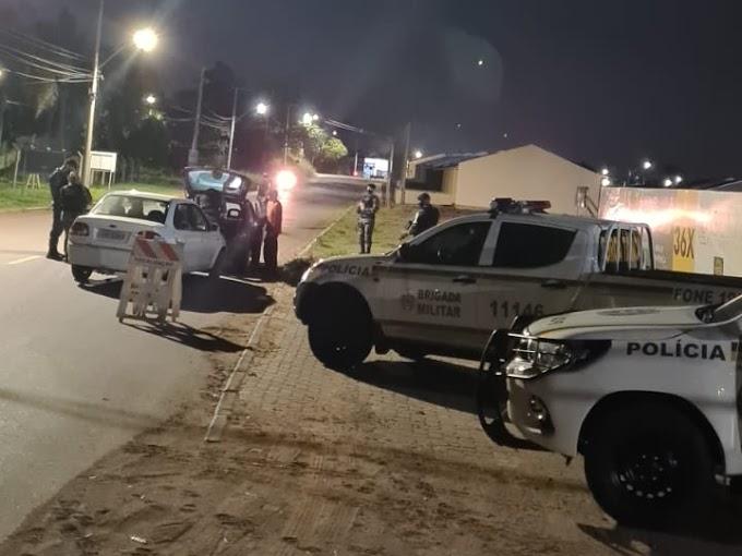"""Brigada Militar de Cachoeirinha e Canoas deflagram """"Operação Esforço Integrado"""""""