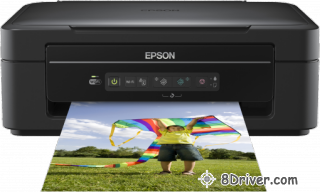 download Epson Expression Home XP-205 printer's driver