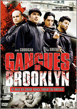 Filme Poster Gangues do Brooklin DVDRip XviD Dual Audio & RMVB Dublado