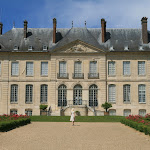 Le château Louis XV