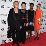 OIC - ENTSIMAGES.COM - Phyllida Lloyd, Harriet Walter, Jade Anouka and  Kate Pakenham at the South Bank Sky Arts Awards in London 7th June 2015 Photo Mobis Photos/OIC 0203 174 1069
