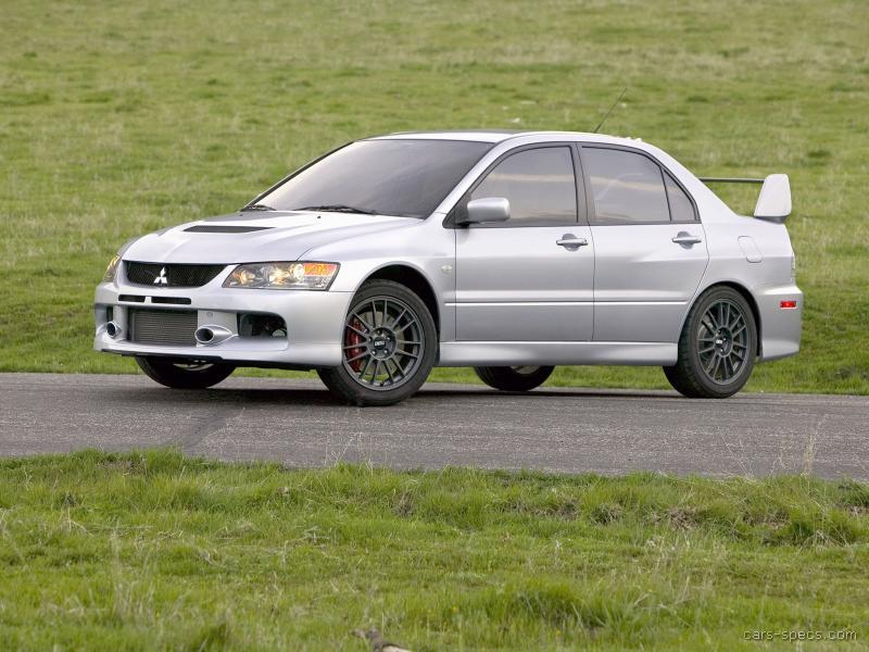 2006 mitsubishi lancer evolution sedan specifications. Black Bedroom Furniture Sets. Home Design Ideas