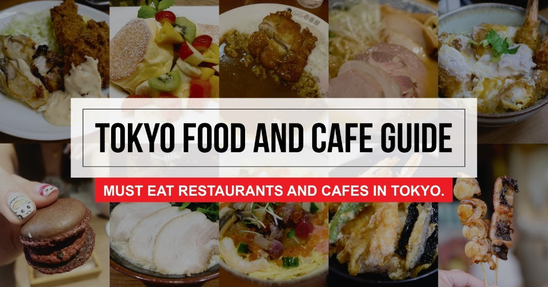 Where To Eat In Tokyo Tokyo Food Guide Must Eat Restaurants And Cafes In Tokyo All with our got your bak warranty. where to eat in tokyo tokyo food guide