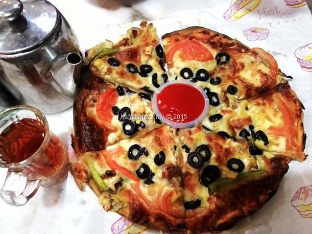 piza restoran arab
