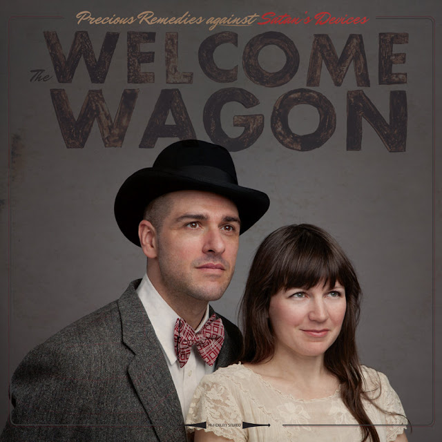Album cover: The Welcome Wagon Precious Remedies Against Satan's Devices