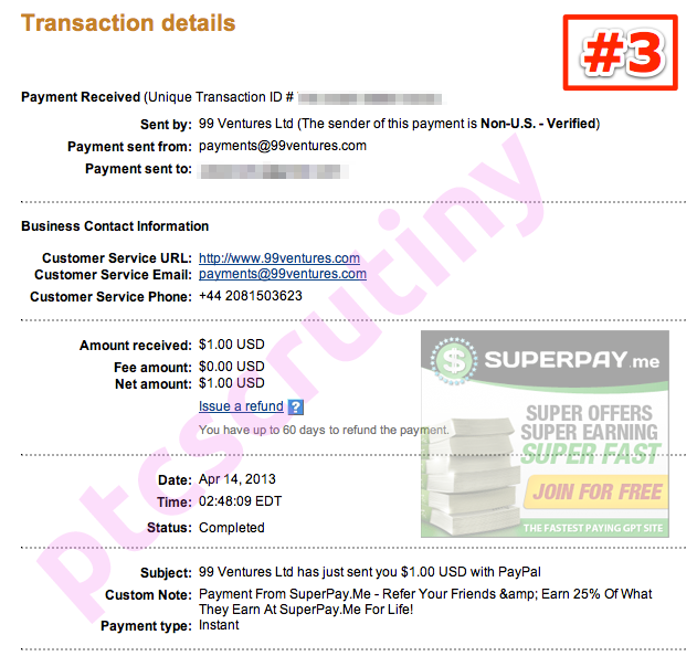 superpay.me payment proof