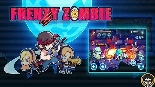 Frenzy Zombie APK