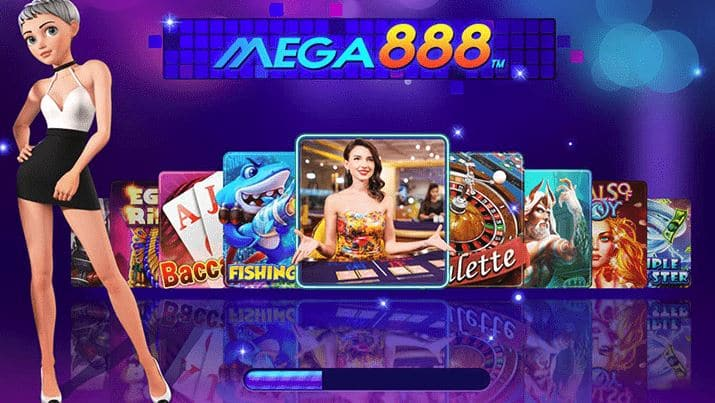 MEGA888 auto earn real money