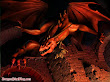 Red Underworld Dragon