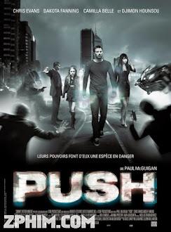 Siêu Năng Lực - Push (2009) Poster