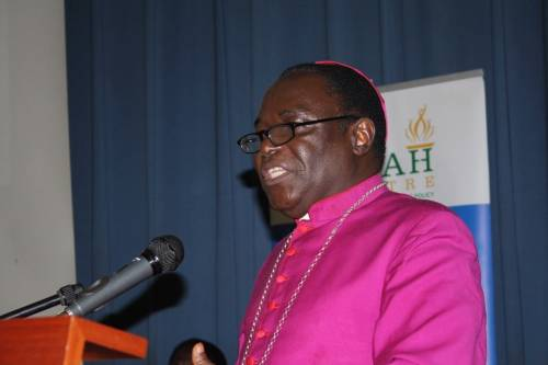 I Didn't Call For A Coup — Bishop Kukah