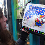 Super Mario Bros. 3 in The Hague in Den Haag, Zuid Holland, Netherlands