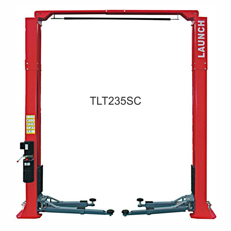 Cầu nâng ô tô 2 trụ giằng trên TLT235SC, 3.5 tấn