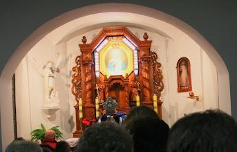 Photo: Adoracja Najświętszego Sakramentu. Dziękowaliśmy Królowej Zawierzenia za opiekę w wypadku samochodowym Damiana Technera