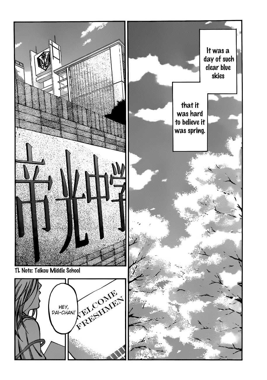 Kuroko no Basket Manga Chapter 204 - Image 06