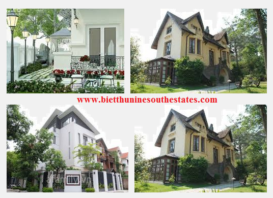 Biệt Thự Nine South Estates Lang Dai Hoc Nha Be