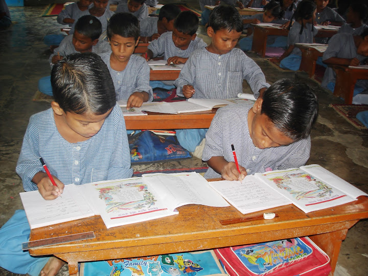 Primary School Children