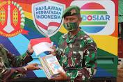 Patroli Patok, 450 Pasukan Satgas Yonif 125/Simbisa Di Terjun Ke  Perbatasan RI - Papua Nugini