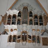 Beginn der Orgelrestaurierung unserer Klausing-Orgel