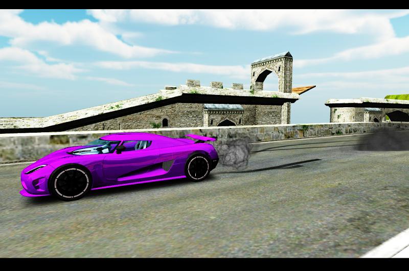 Скриншот Sportcars Racing Mania