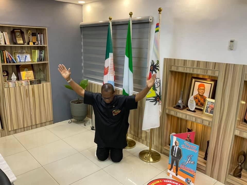"Endless Alleluia!"" – Joe Igbokwe Praises God Over Nnamdi Kanu's Arrest"