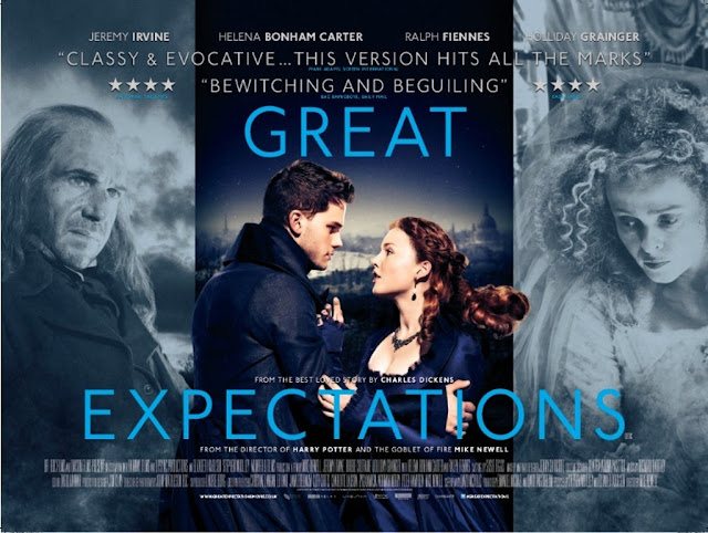 Great Expectations (2012) movie poster