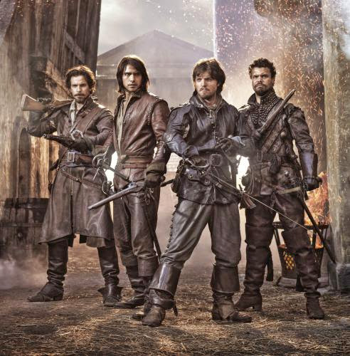 The Musketeers Is Sunday The Right Place For This Family Drama