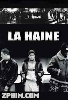 Hận - La Haine (1995) Poster