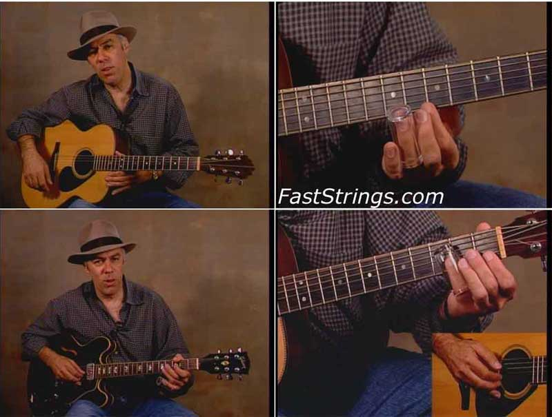 Fred Sokolow - Bottleneck Slide Guitar