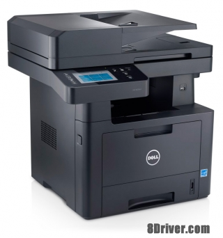 download Dell C2665dnf printer's driver
