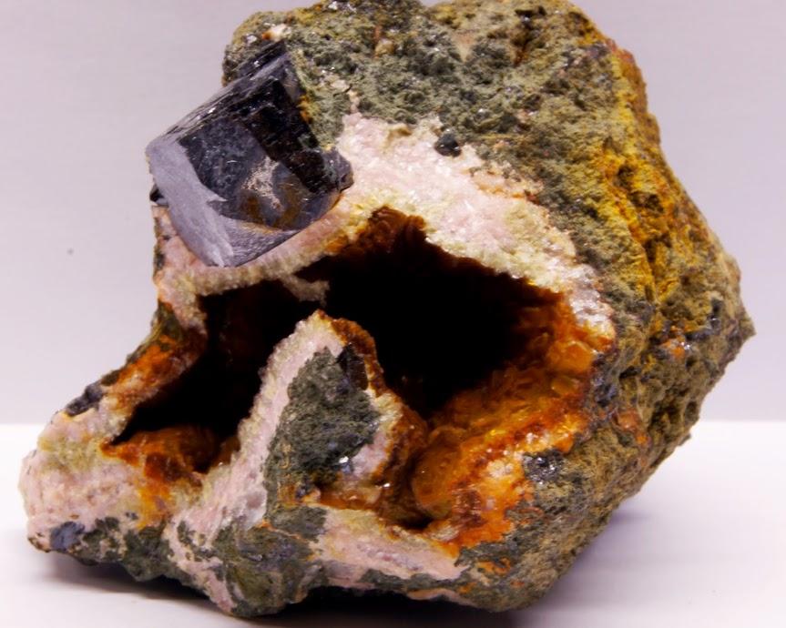 Colección de Geodas y demás piezas. Galena