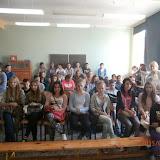 Spotkanie integracyjne klas VI 2015