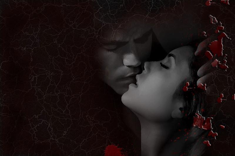 Bloody Kiss The Vampire Diaries, Bloody