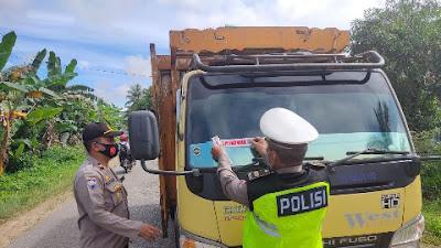 Polres Sekadau Perpanjang Penyekatan Mudik hingga 31 Mei