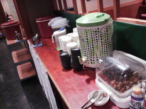 食べ放題コーナー2 さくら水産錦店
