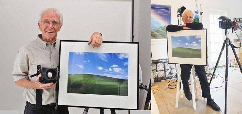 charles-orear-photographer-beside-framed-print-of-famous-windows-xp-photograph-bliss-desktop-wallpaper.jpg