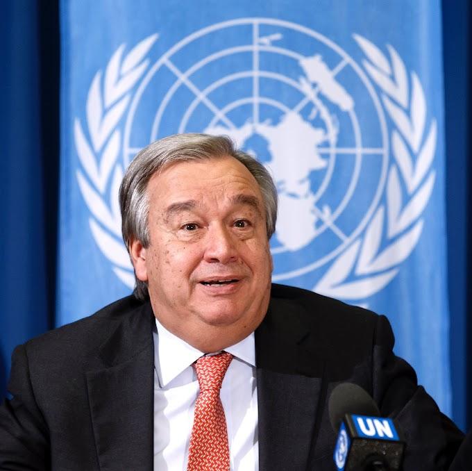 Consejo de Seguridad recomienda a Antonio Guterres para un segundo mandato como SG de la ONU.