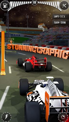 Real Thumb Car Racing; Top Speed Formula Car Games 1.3.2 screenshots 8